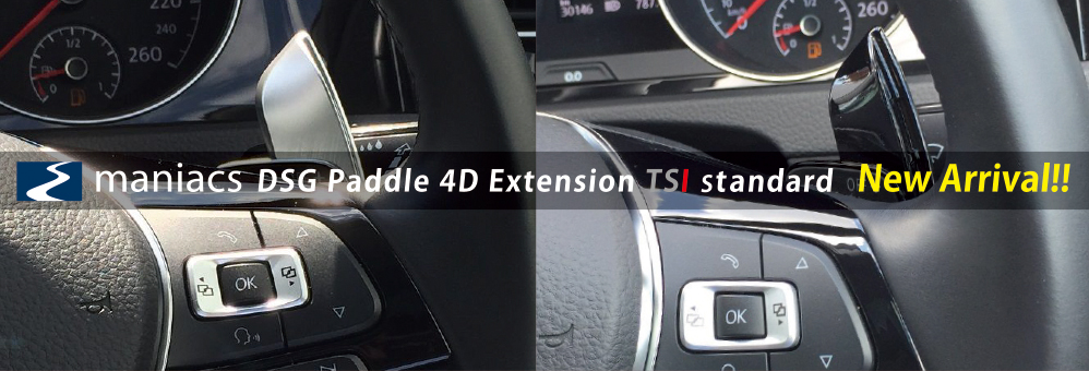 Paddle Extension TSI
