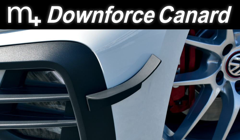 m+ Downforce Canard